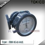 Flow Meter TOKICO For Oil Type FRO 0541-04X(Reset Counter) Size 2 inch (DN50mm)