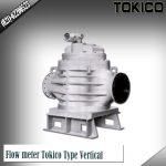 Jual Flow meter Tokico Vertical Type Non-Fluctuation positive Displacement Flow Meter