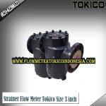 Jual Flow Meter Tokico Type Strainer/Saringan Tokico size 3 Inch (DN80mm)