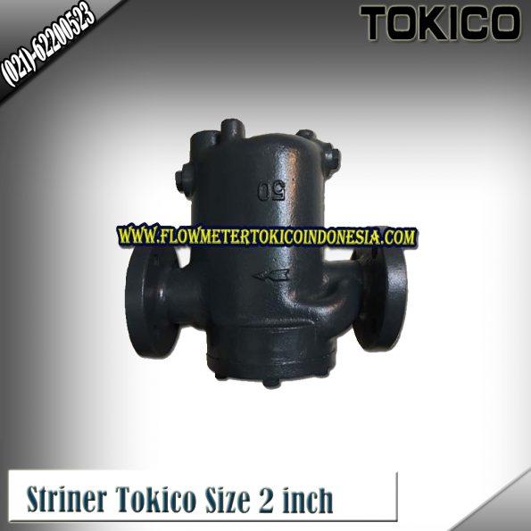 Flow Meter Tokico Type Strainer/Saringan Tokico size 2 Inch (DN50mm)