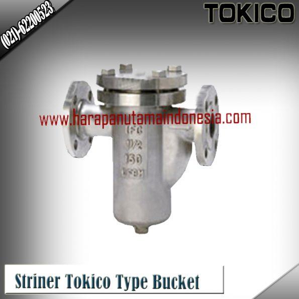 Jual Flow Meter Tokico Strainer/Saringan Tokico Type Bucket Size 2 Inch (DN50mm)