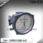 Flow Meter TOKICO For Oil Type FGBB835BDL-04X (Reset Counter) Size 1 inch (DN25mm)