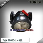 Flow Meter TOKICO For Oil Type FRO0541-02X (Non Reset Counter) Size 2 inch(DN50mm)