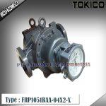 Flow Meter TOKICO For Oil Type : FRP1051BAA-04X2-X (Reset Counter) Size 4 inch (DN100mm) Type : FRP1051BAA-0