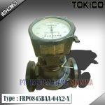 Flow Meter TOKICO For Oil Type FRO0845-04X(Reset Counter) Size 3 inch (DN80mm)